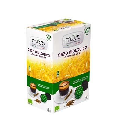 Must Espresso Italiano Caffè in Capsule Solubile Organic -
