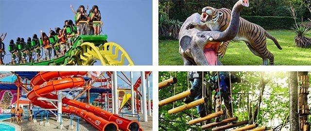Parchi divertimenti per bambini in Italia