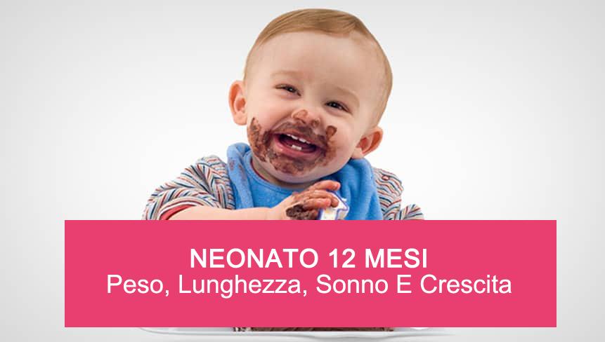 Neonato 12 mesi