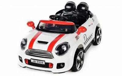 Auto Elettrica Coupè Rally