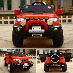 Fp-Tech Auto Elettrica Jeep