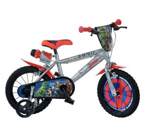 avengers bici per bambino di 6 anni