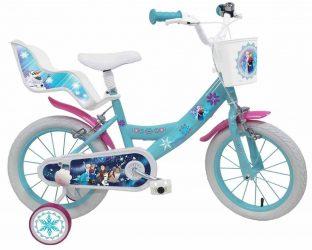 frozen bici per bambina di 6 anni