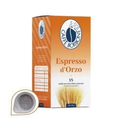orzo 6 72 Cialde Espresso D'Orzo Caffe' Borbone Filtro in Carta 44 mm